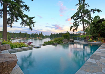 Luxurious Pool and landscaping