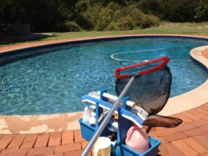 Weekly and Monthly Pool Maintenance Checklist |