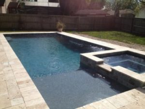 How long does it take to build a swimming pool |